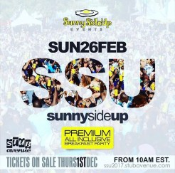 Sunny Side Breakfast Party 2017