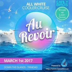 Trinidad Ash Wed Au Revoir Cooler Cruise