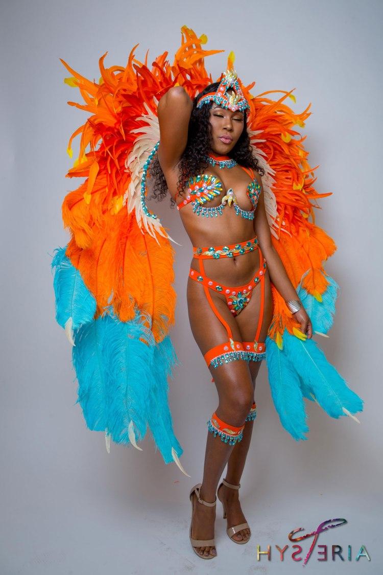 Hysteria Mas Dominica Carnival 2017 Soca