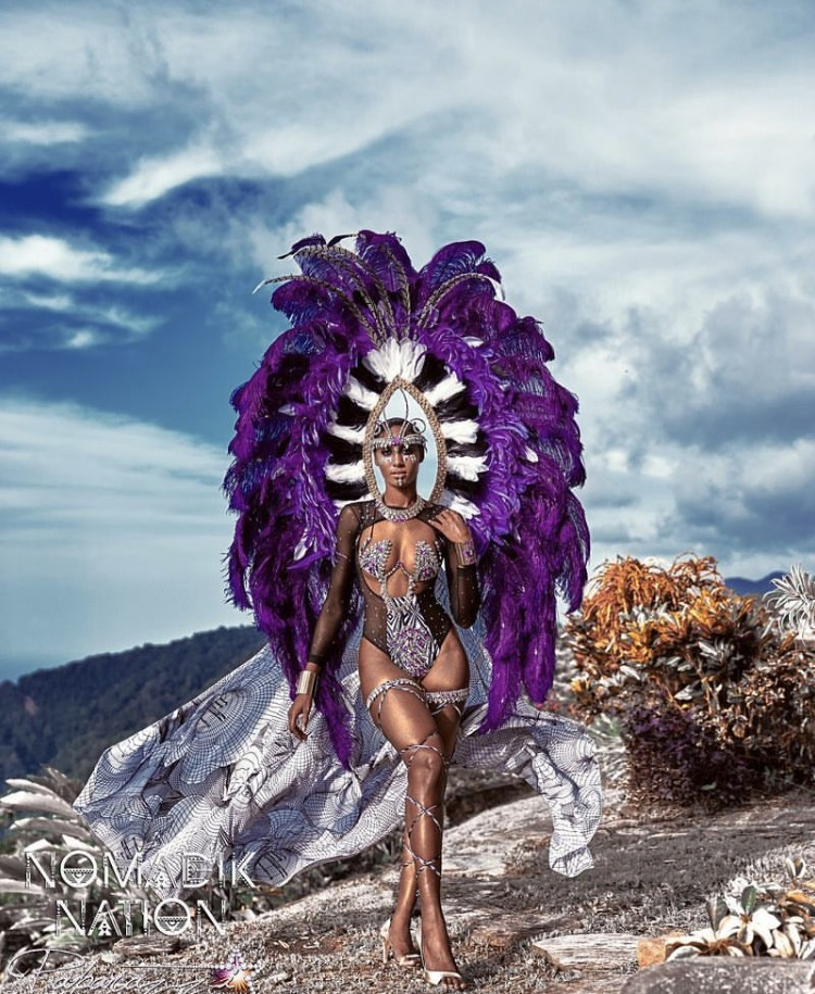 Paparazzi Carnival 2018 - Trinidad Carnival Band Launch