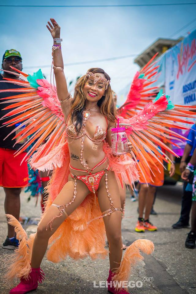 carnival in Jamaica 2017