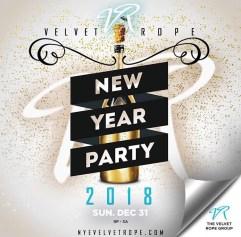 Velvet Rope NYE 2018 DC