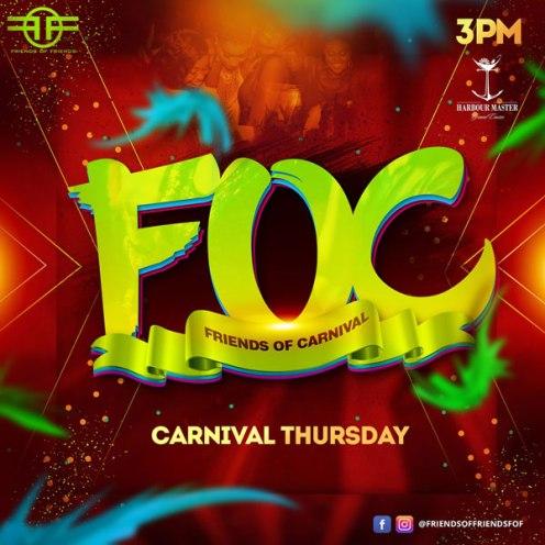 Friends of Carnival 2018