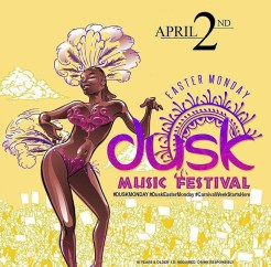 Jamaica Carnival 2018 Party - Dusk