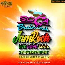 SocaBrainwash Jamaica Carnival 2018