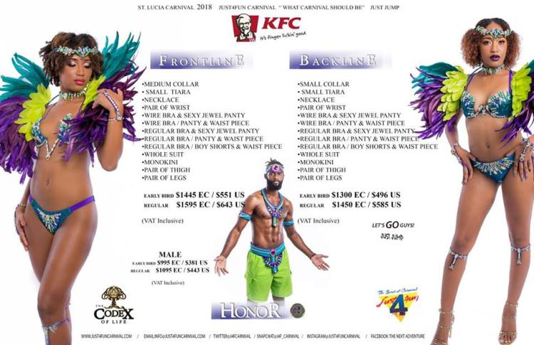 Just4Fun Carnival Band Prices_Honor
