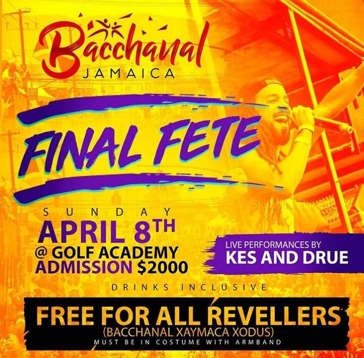 Jamaica Carnival 2018