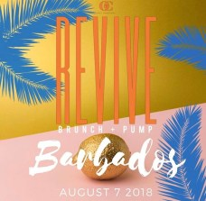 Revive Brunch Barbados - Crop Over 2018