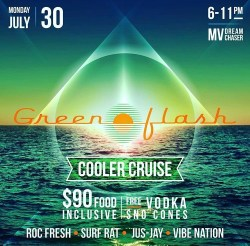 Greenflash Cruise - Crop Over 2018