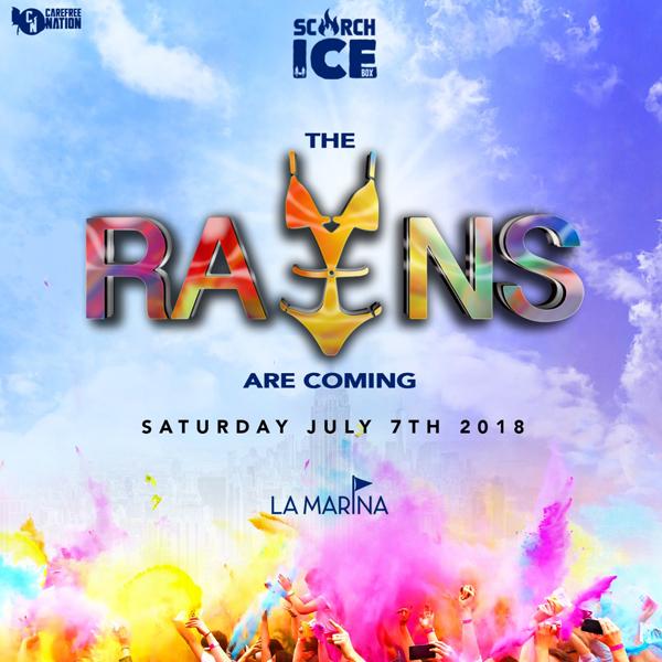 RAINS NYC July 4th
