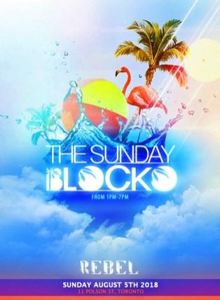 Caribana Sunday-Blocko