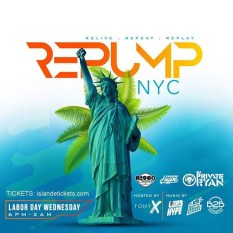 RePump - Labor Day Weekend 2018