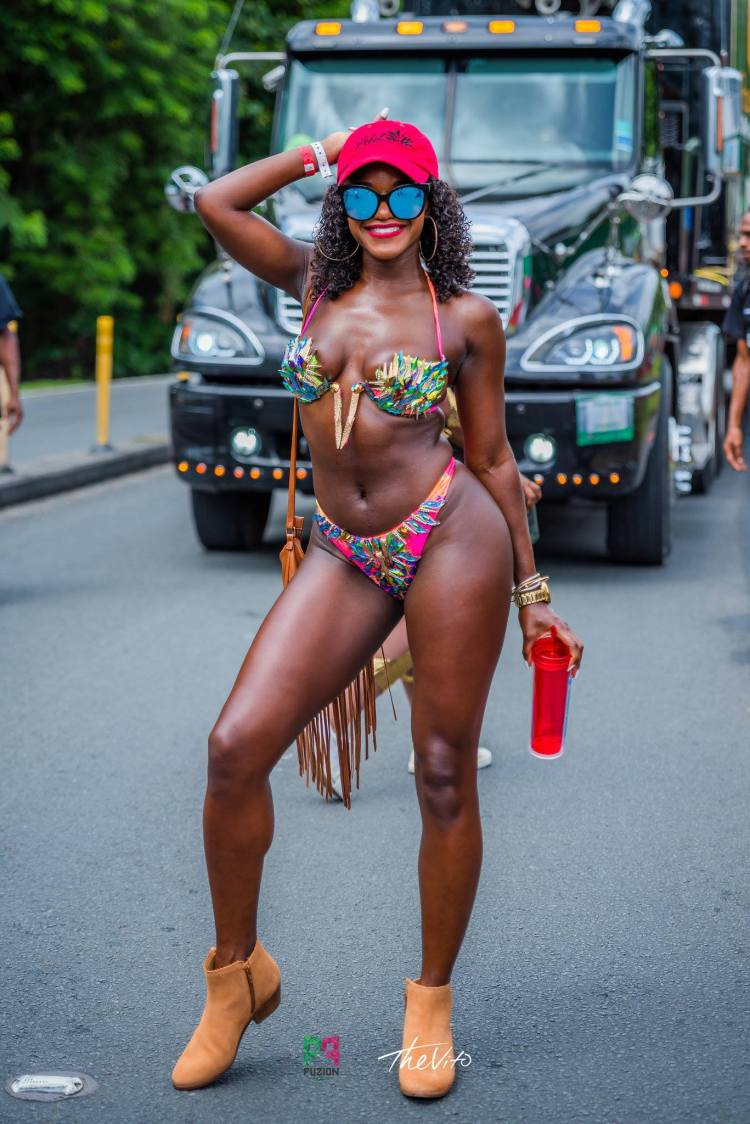 St Lucia Carnival Day Two