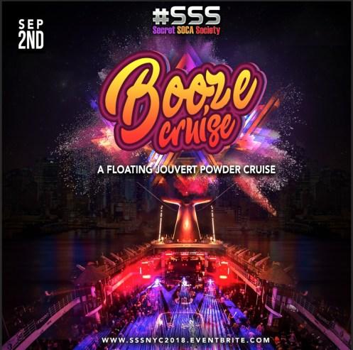 SSS Original Booze Cruise 2018