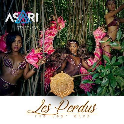 St Lucia Carnival - Asari Tribe