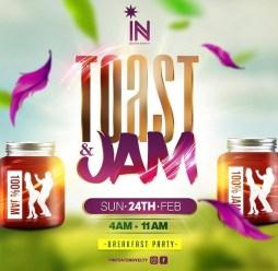 Toast and Jam Trinidad Carnival 2019
