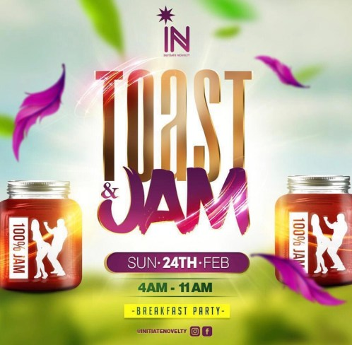Toast and Jam Trinidad Carnival 2019