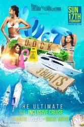 Wet Dock Dominica Carnival 2019