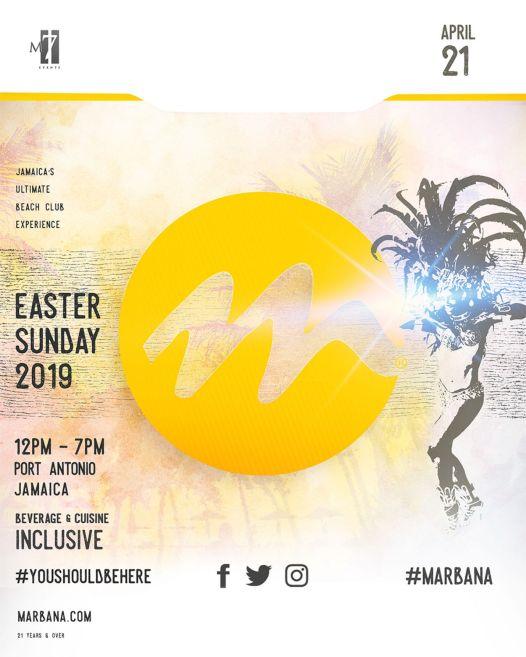 Marbana Jamaica Carnival 2019