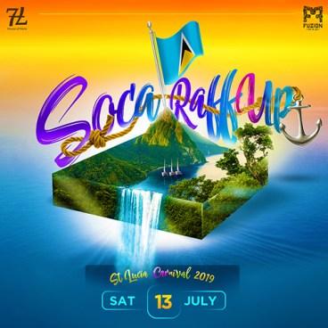Soca Raff Up St Lucia Carnival