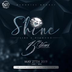 Shine Memorial Weekend 2019
