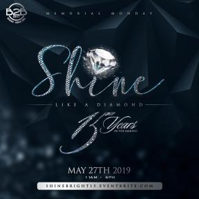 Shine Memorial Weekend 2019