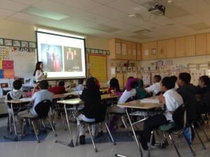 Donate Global Classroom S. Korea
