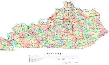 Kentucky-printable-map-848