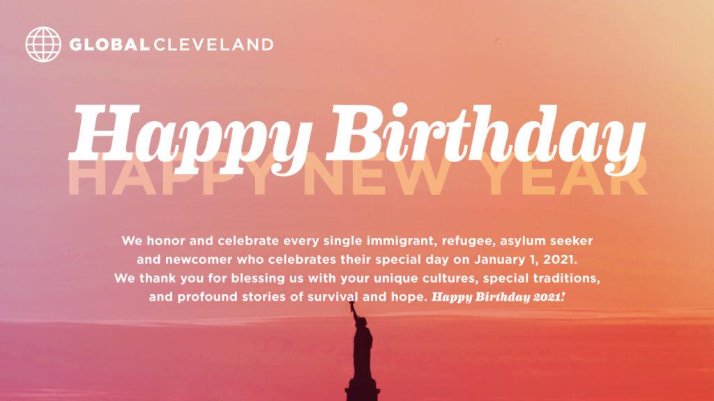 Happy New Year Happy Birthday By Nathanie Y Yaskey Global Cleveland
