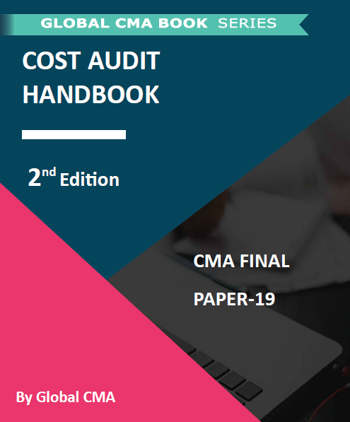 Cost Audit Handbook for CMA Final – Edition-2