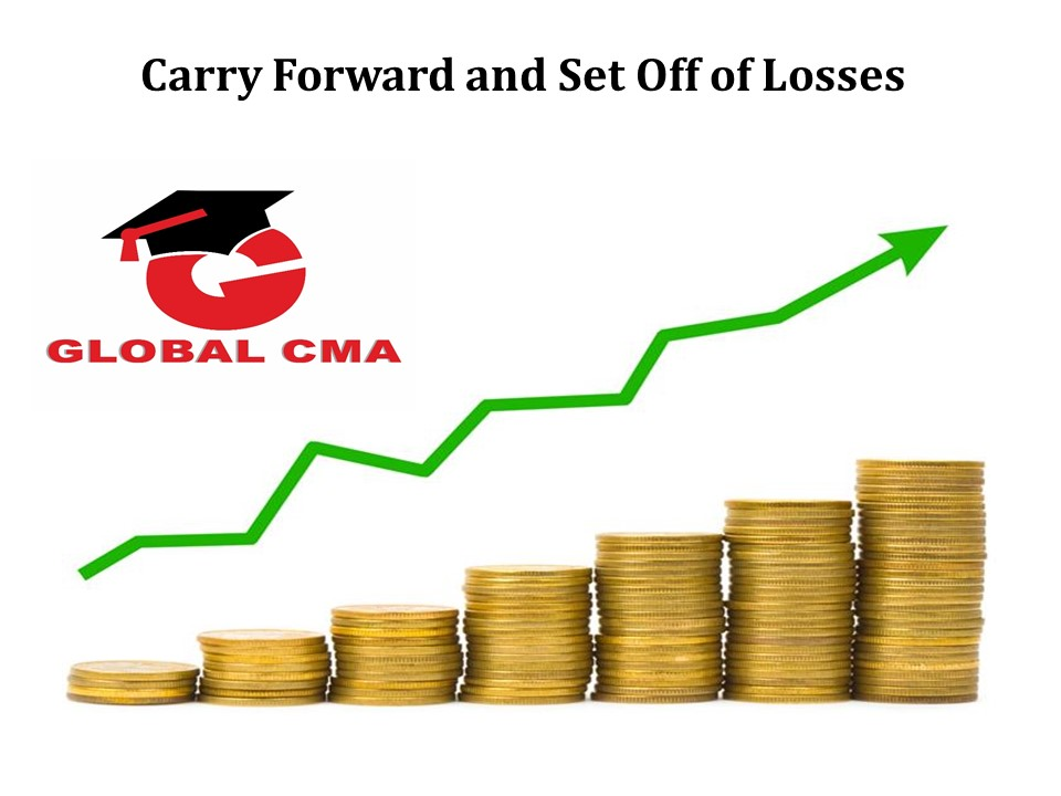 Carry Forward and Set Off of Losses with FAQs