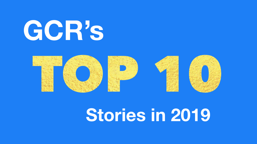Global Coin Research Top 10 Stories