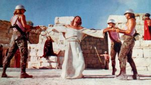 A still from Jesus Christ Superstar.