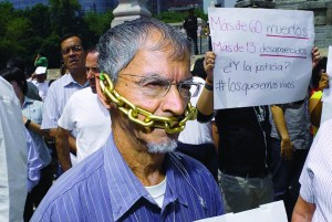 Journalists protest violence in Mexico