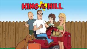 A promo for king of the Hill