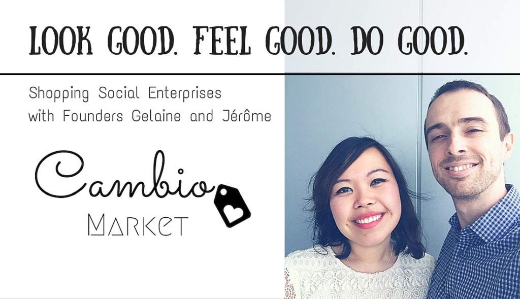 Shop Social Enterprises with Cambio Market and The Global Commute