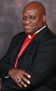 Bishop D Myles Golphin