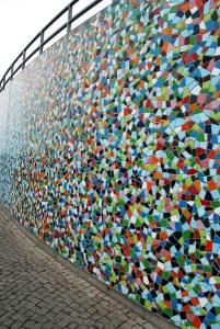 Düsseldorf Rheinuferpromenade