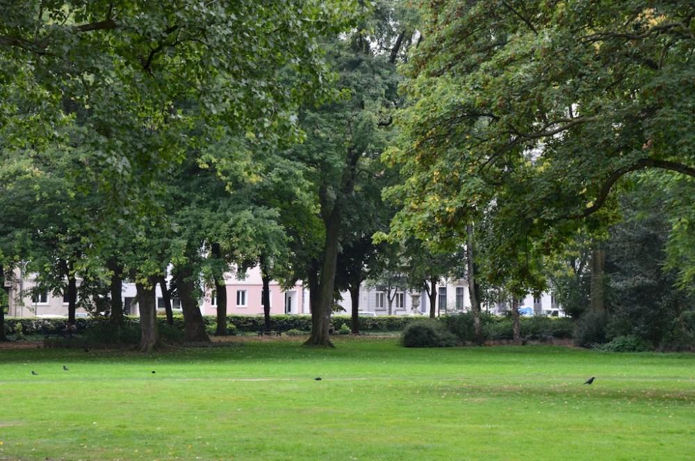 Hofgarten Düsseldorf