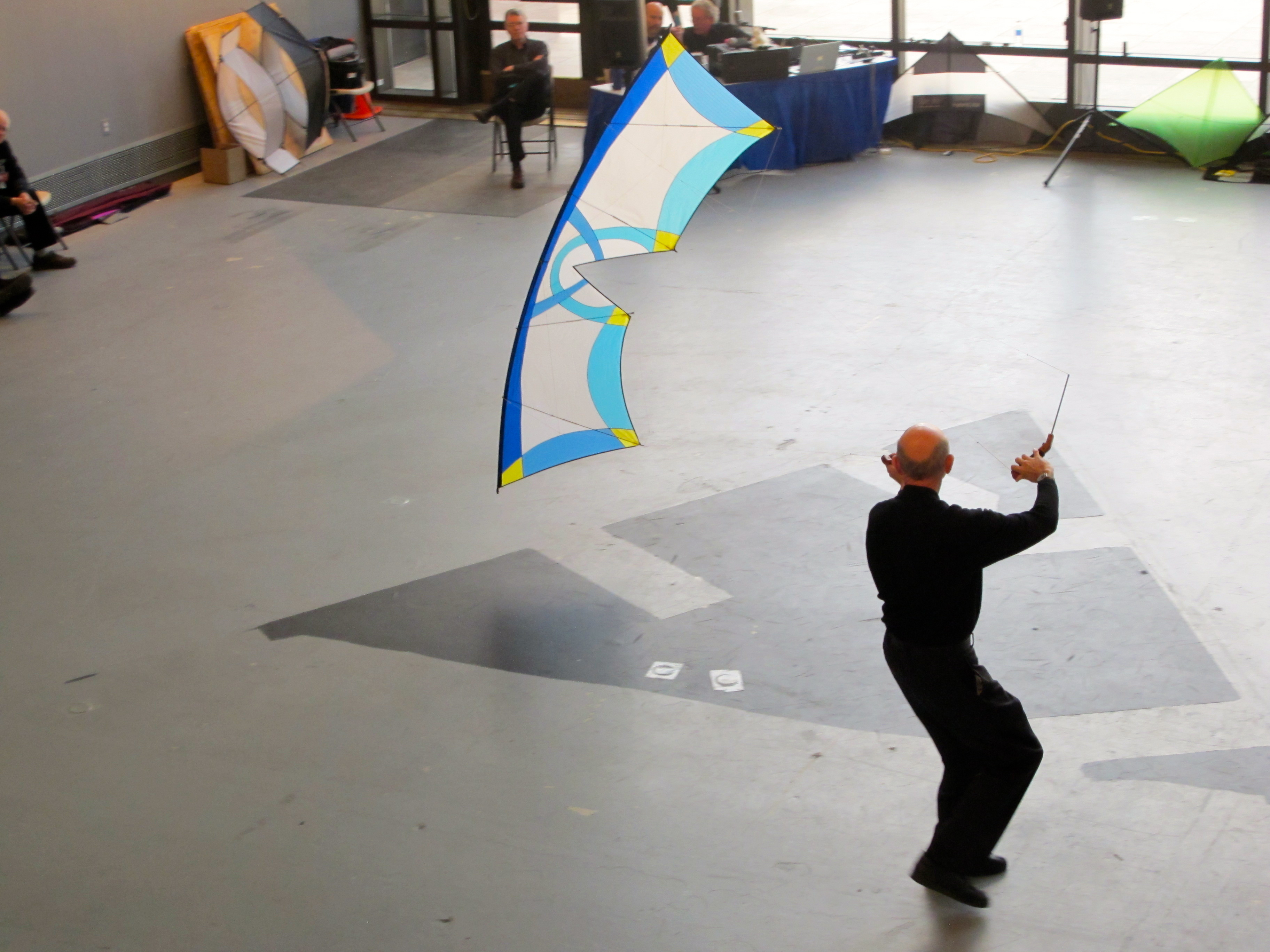 Kite Craze Kicks Up In Dc