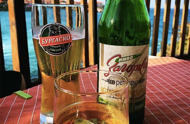 Drinks Around the World in Sozopol, Bulgaria