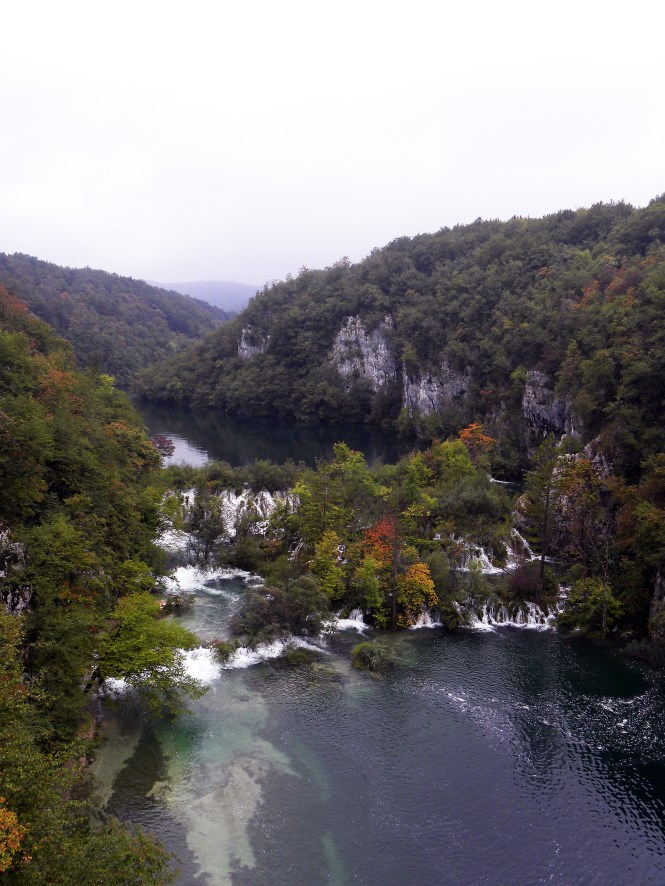 Plitvice Lakes in Croatia, a must-see national park
