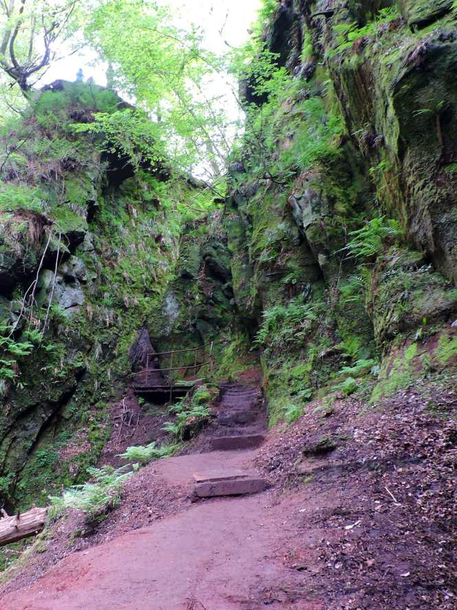jacobs ladder in the devils pulpit