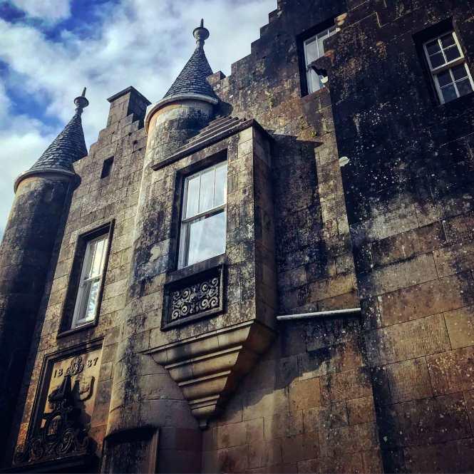 stonefield castle in scotland