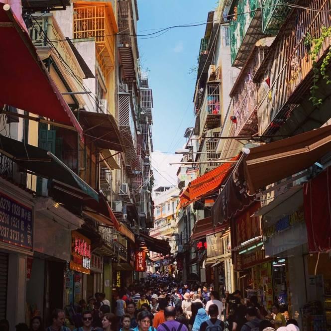 Macau market