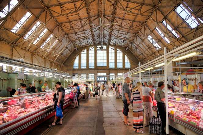 Photo of Central Market for The Best Things To Do In Riga, Latvia