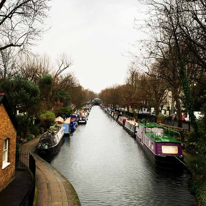Little Venice, London
