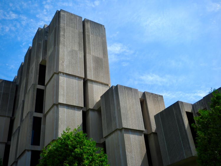 University of Chicago building