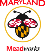 Maryland Meadworks bee logo