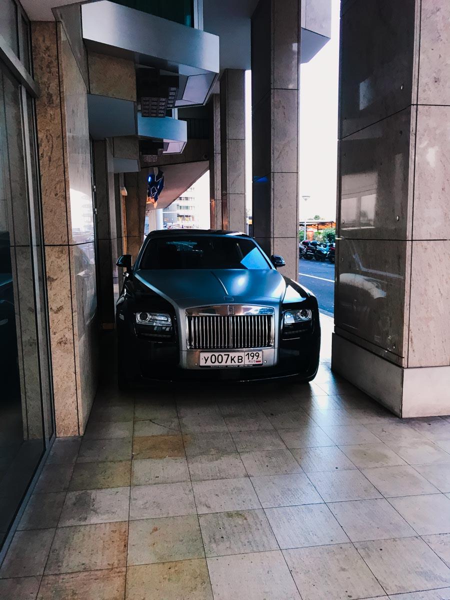 Another Rolls Royce in Monaco